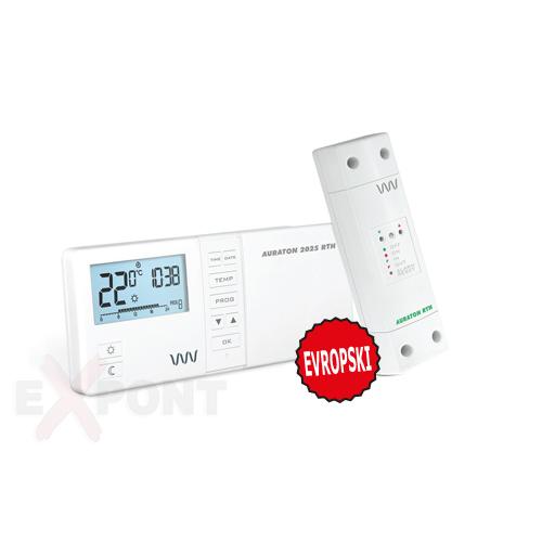 Termostat za grejanje AURATON 2025 RTH digitalni bezicni