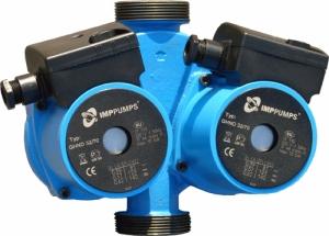 Cirkulaciona pumpa dvostruka IMP GHND