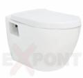 WC šolja GENOVA ALVIT konzolna bela