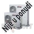 Toplotna pumpa vazduh voda inverter monoblok R410 FERROLI RVL 5-16kW